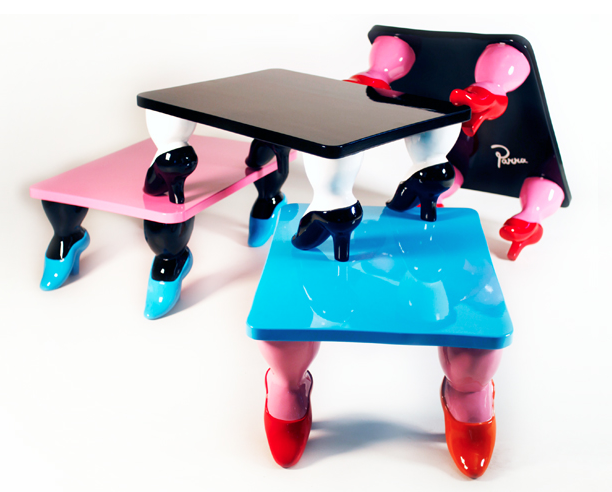 "PARRA ""FLY NEW COFFEE TABLE"""
