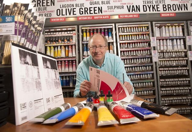 Mark Cass, Founder of CASS ART