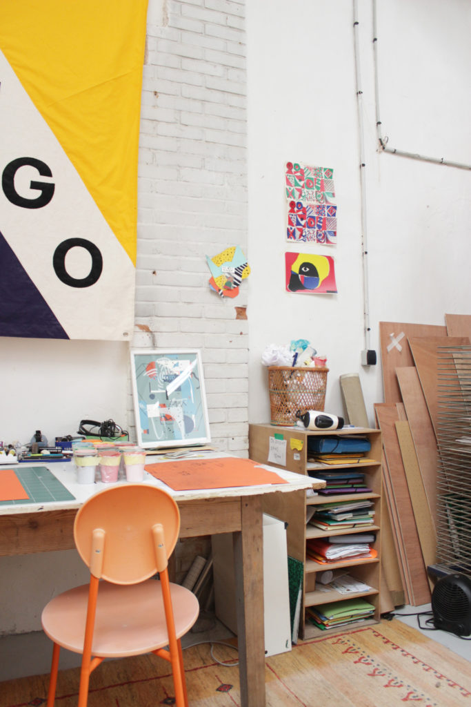 Atelier Bingo studio