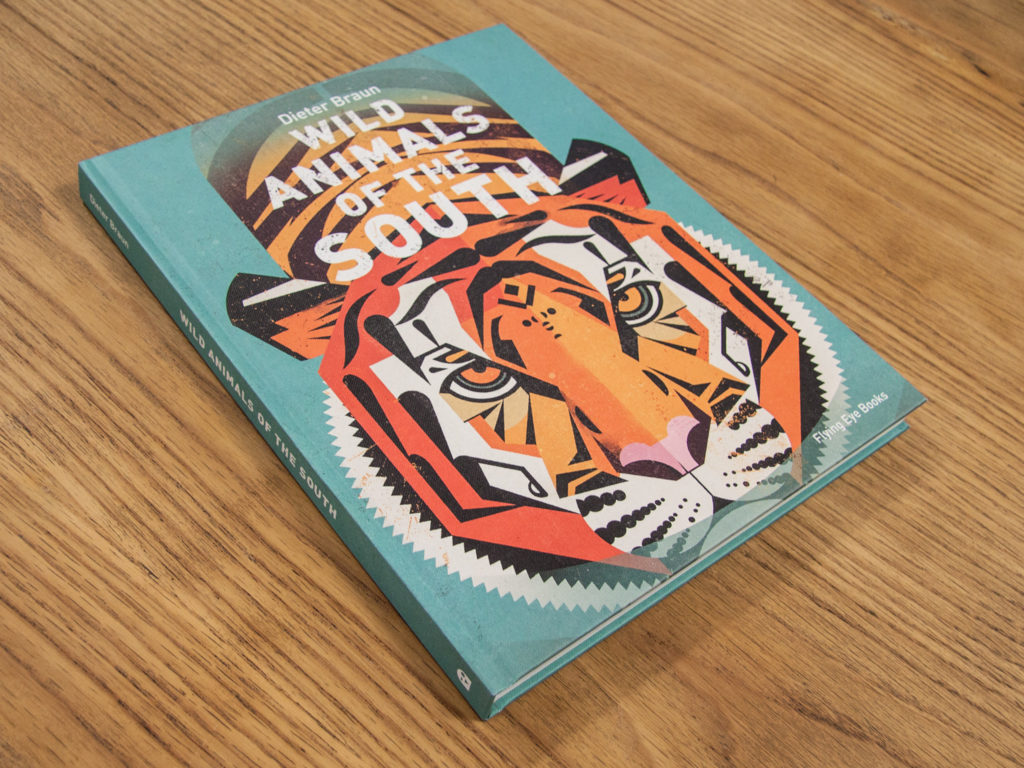 Wild Animals of the South, published by Flying Eye Books
