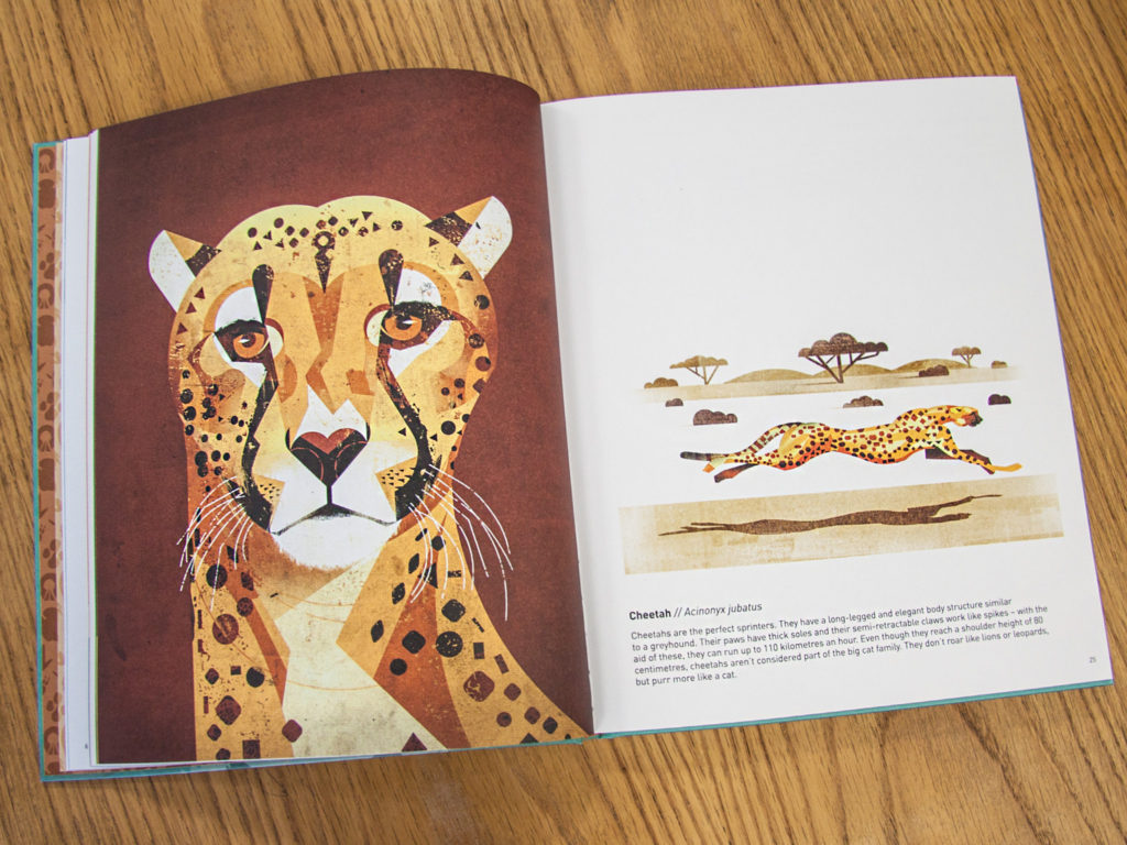 Dieter Braun's latest book 'Wild Animals of the South'
