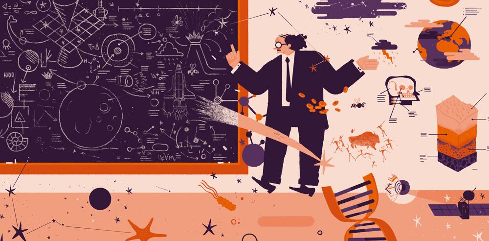 Explain Science by Giulio Castagnaro