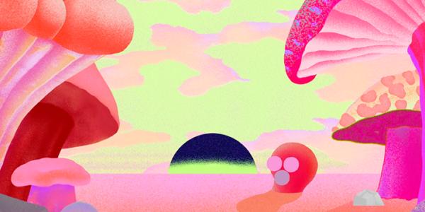 Animator Saiman Chow S Trippy Visuals For Adult Swim S