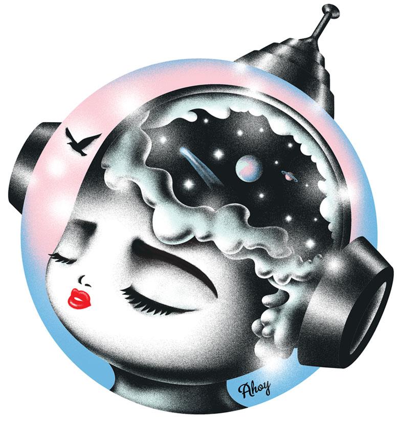 Hong Kong illustrator Angela Ho