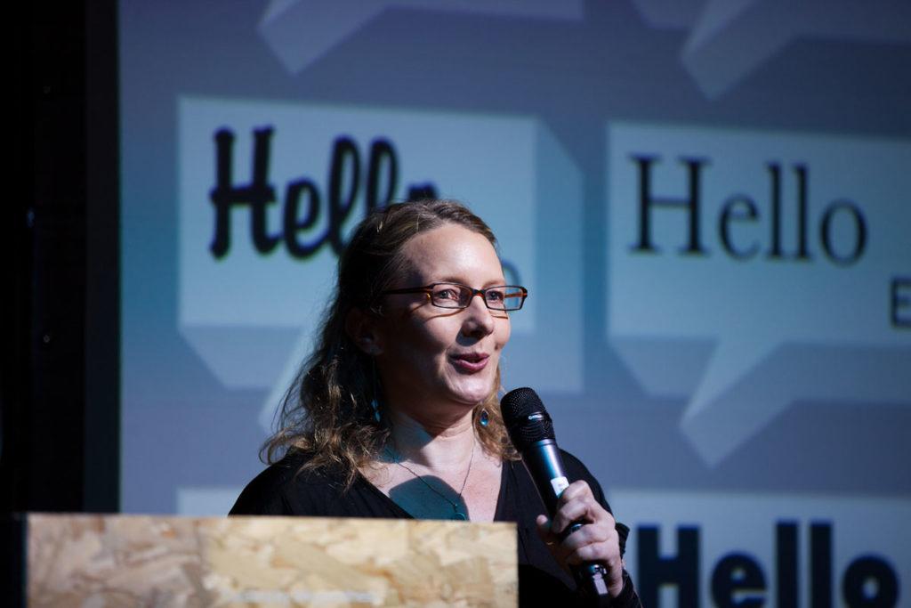 Glug Birmingham: Sarah Hyndman