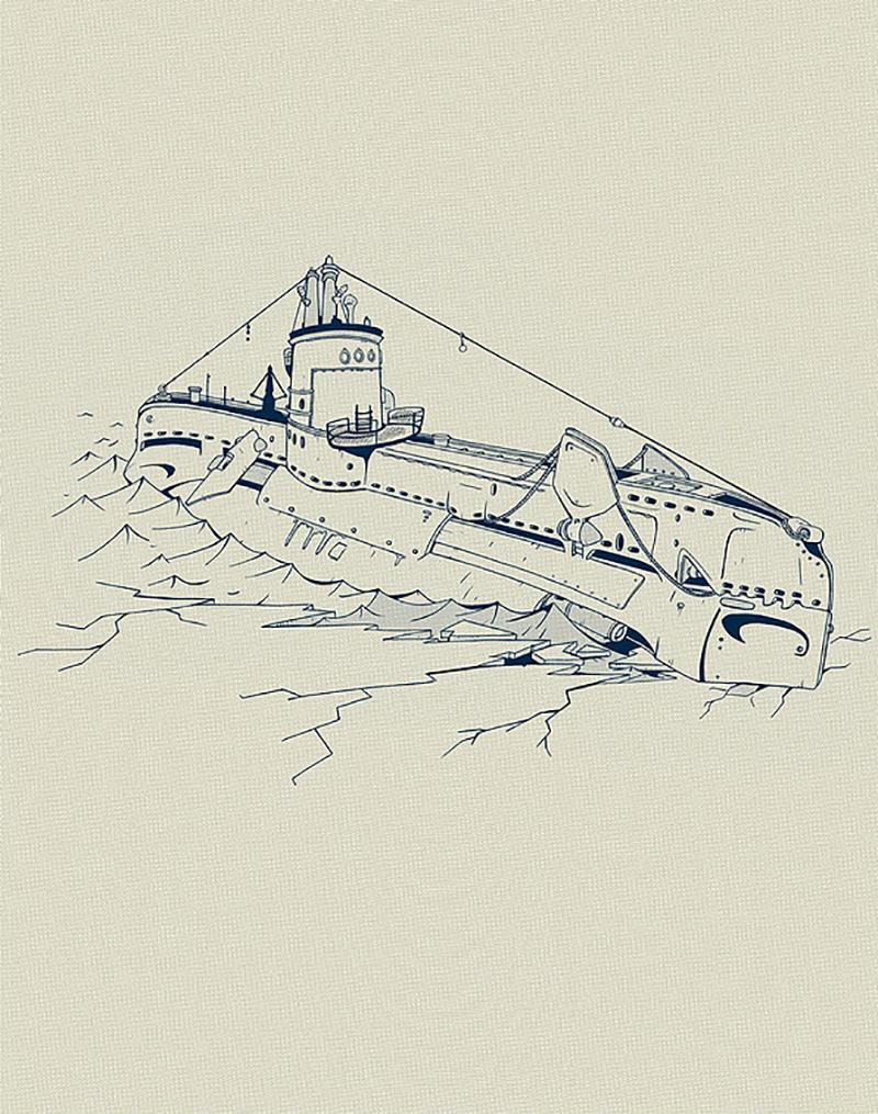illustration, books, interview, art schooled, Andrew Bastow