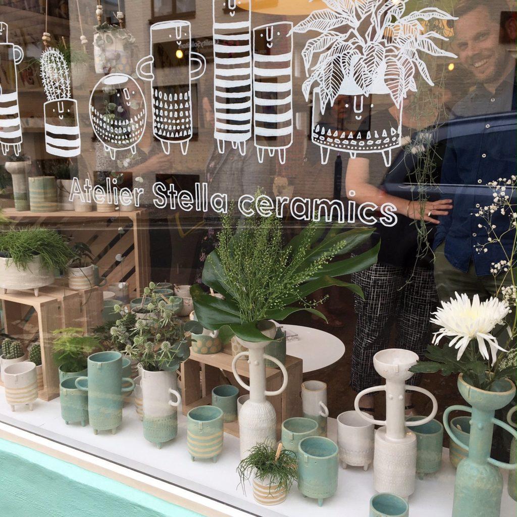 ceramics, art, design, Atelier Stella, shop independent, creative business