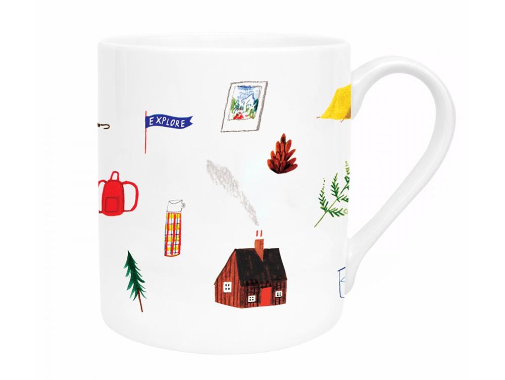 Christmas, stocking filler, gift guide, Ohh Deer, illustration, shopping
