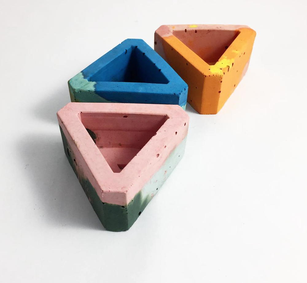 concrete, art, objects, Studio Emma, Emma McDowall