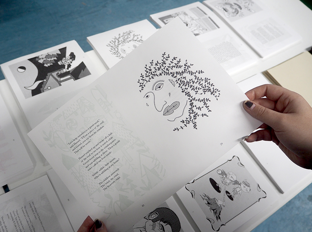 zine, print, illustration, art school, creative, education, design